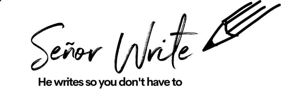 Señor Write
